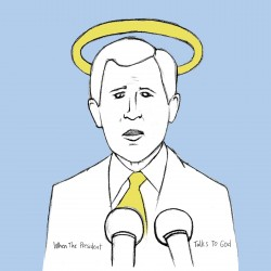 Bright Eyes - When the President Talks to God (Saddle Creek, 2005)